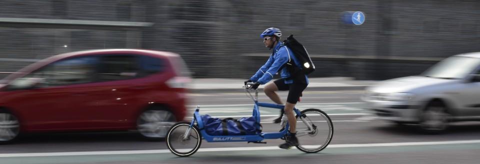 Cargo Bike Bags